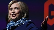 Former US secretary of state Hillary Clinton speaks during a Women World Changers Series event in Sydney.