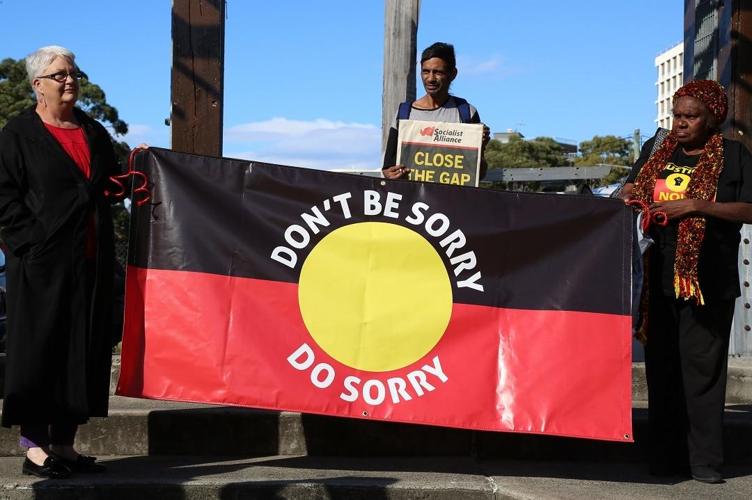 Sorry Day in Sydney in 2016.