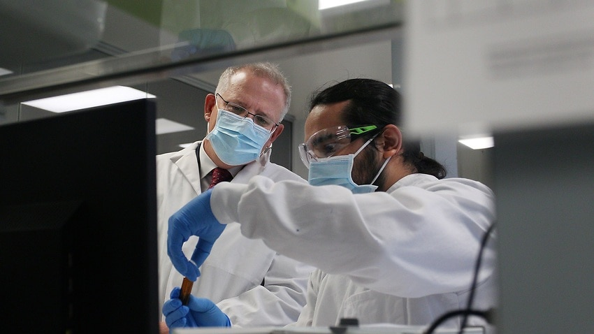 Image for read more article 'AstraZeneca vaccine could get approval in Australia by late January'