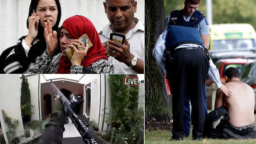 Christchurch Shootings Leave 49 People Dead After Attacks: Christchurch New Zealand Mosque Shootings: 40 Dead After