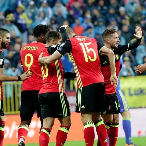 Belgium Bosnia and Herzegovina 2018 FIFA World Cup