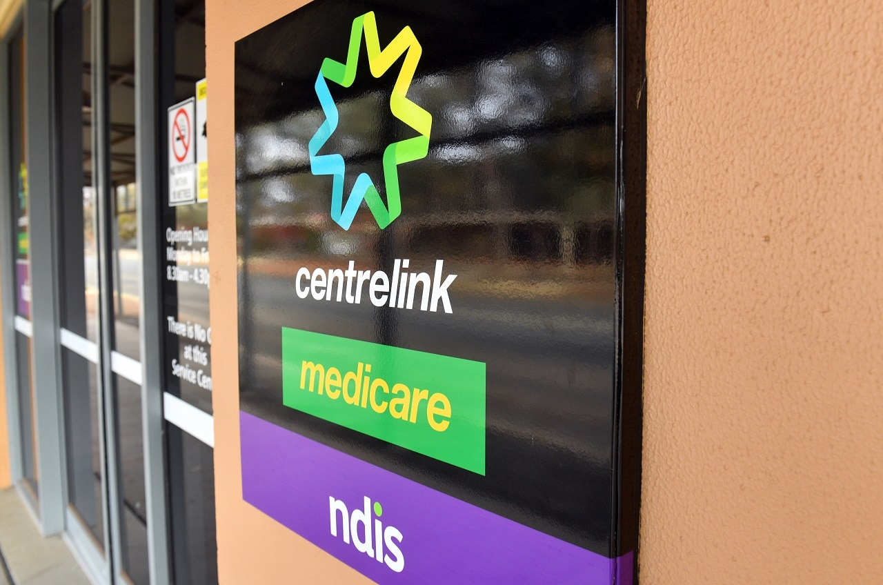 The cashless welfare cards quarantine 80 cent of Centrelink payments.