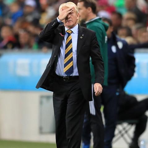 Gordon Strachan Scotland 2018 FIFA World Cup
