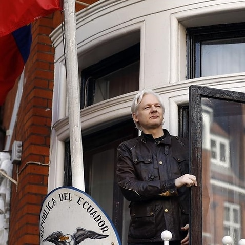 Assange 'Will Be' Arrested in 'Hours to Days,' WikiLeaks Says