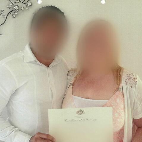 Visa marriage scam