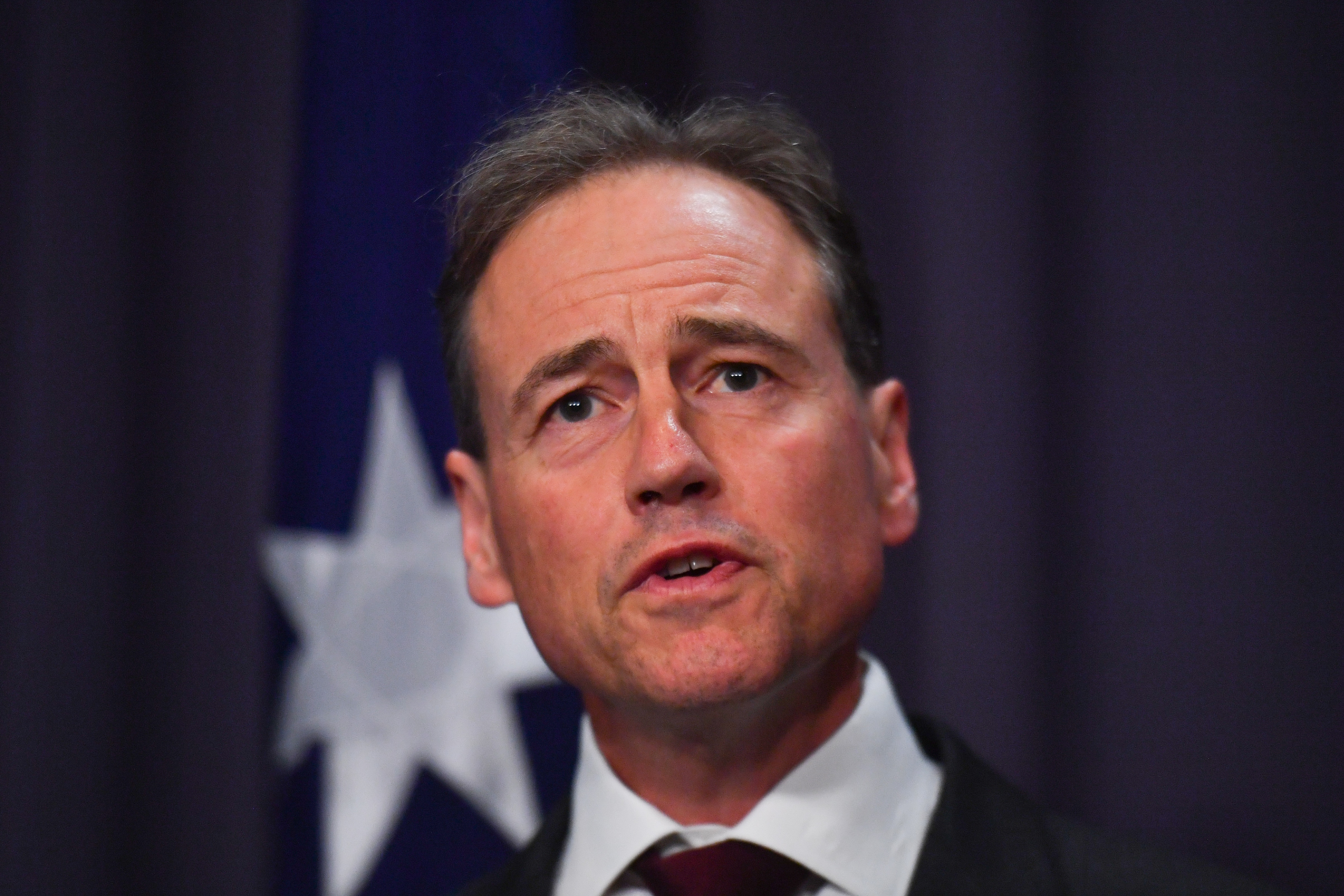 "Health Minister Greg Hunt says Australians suspected of carrying the coronavirus will be asked to engage in ""social distancing""."