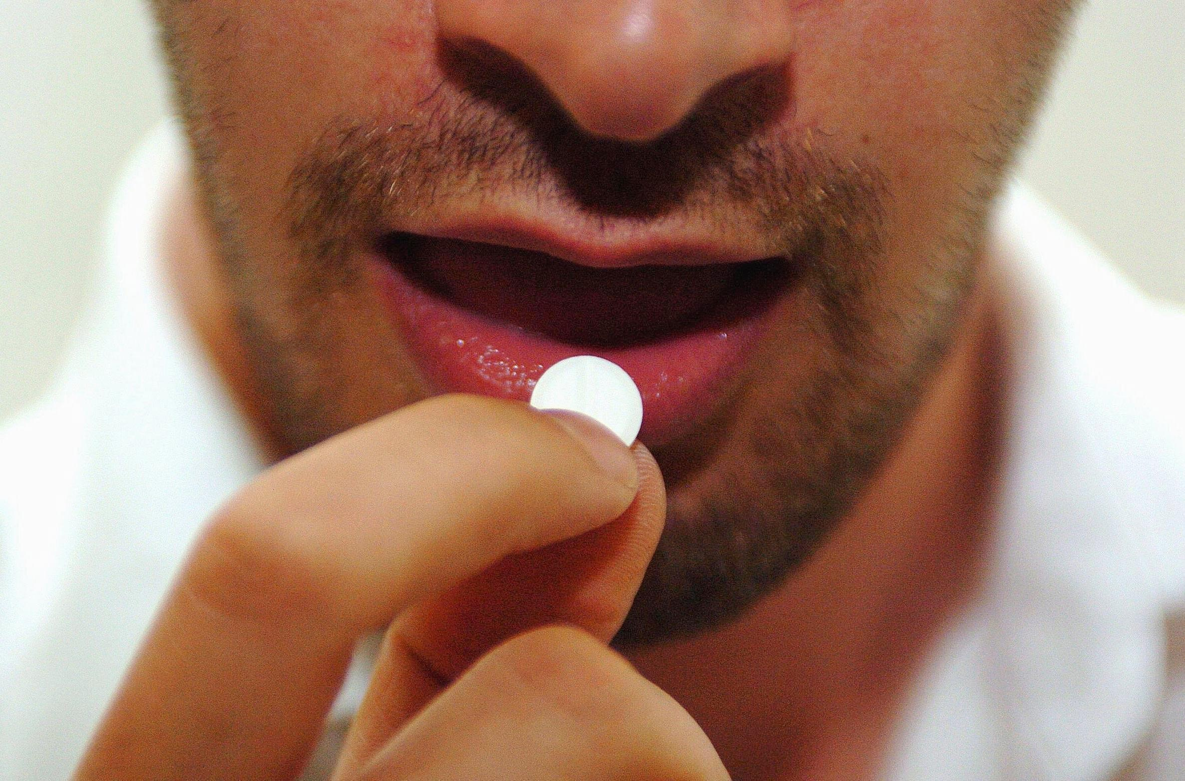 Aspirin does not reduce heart attack, stroke risk