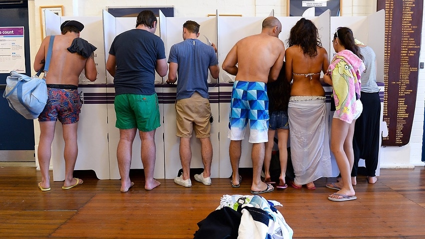 Image for read more article 'You only have until 8pm tonight to enrol to vote in the federal election'