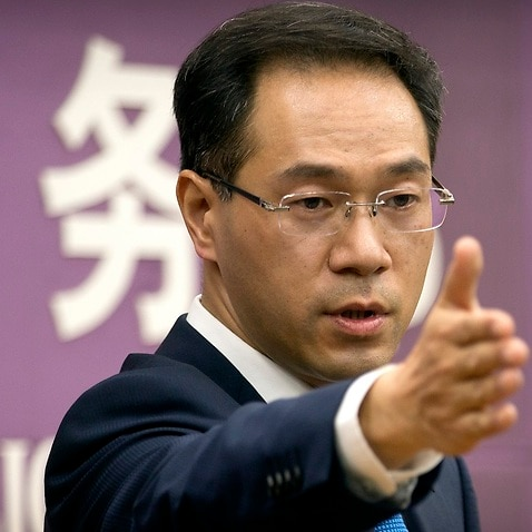 Chinese Ministry of Commerce spokesman Gao Feng.