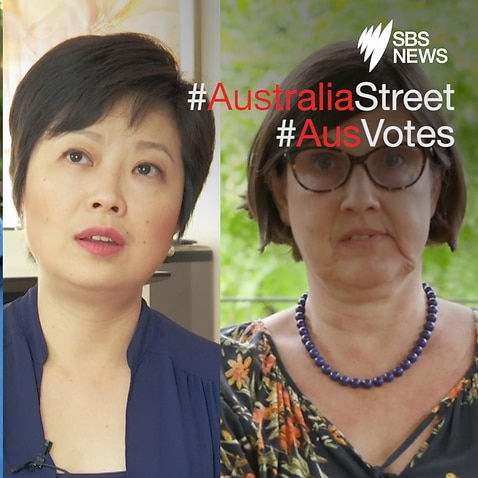 Australia Street: What do you think about immigration?