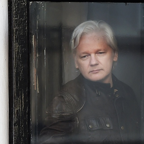The arrest warrant for Julian Assange will stand.