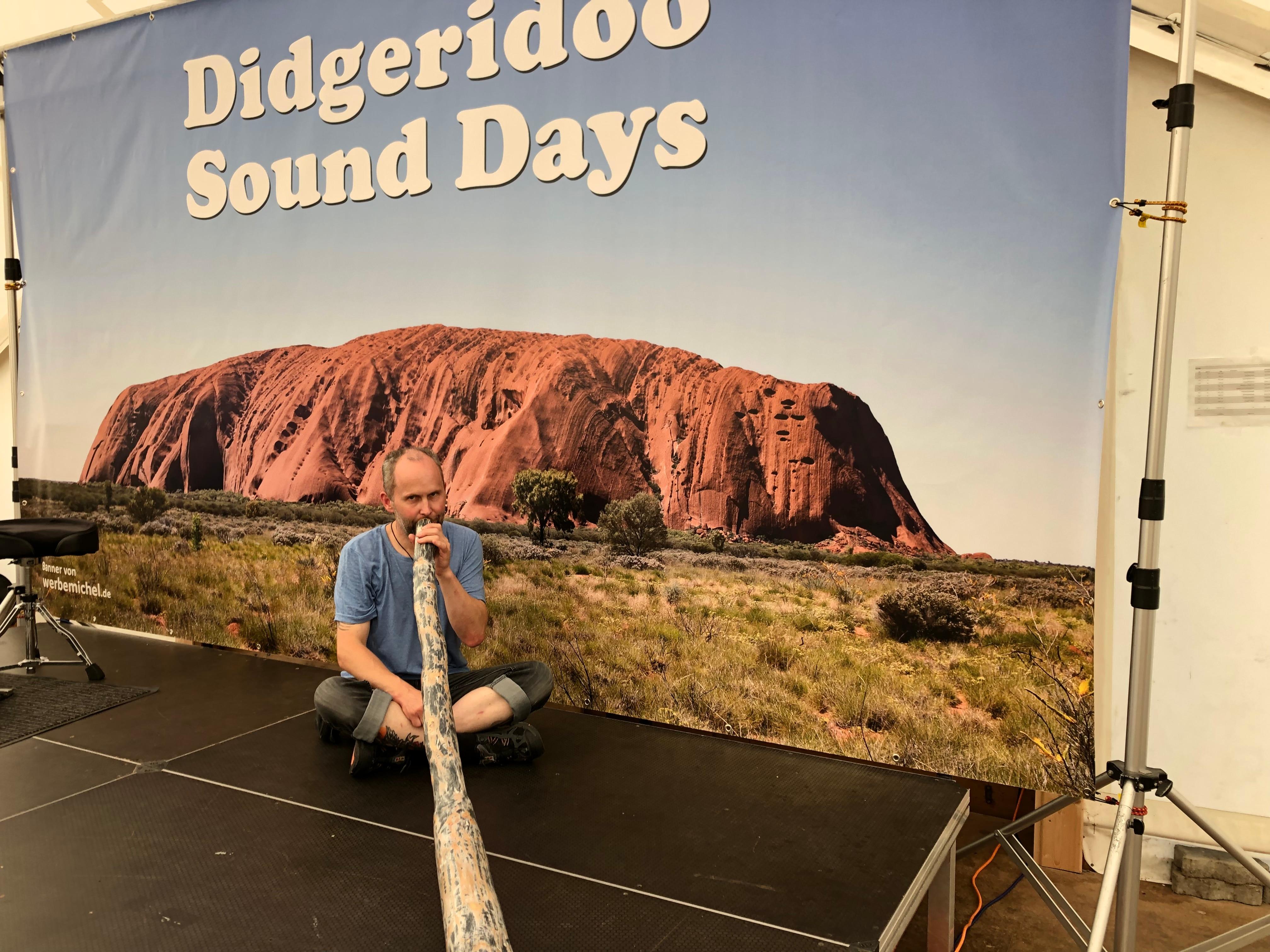 Didgeridoo Sound Days Germany