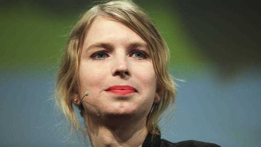 Chelsea Manning released from prison after 62 days