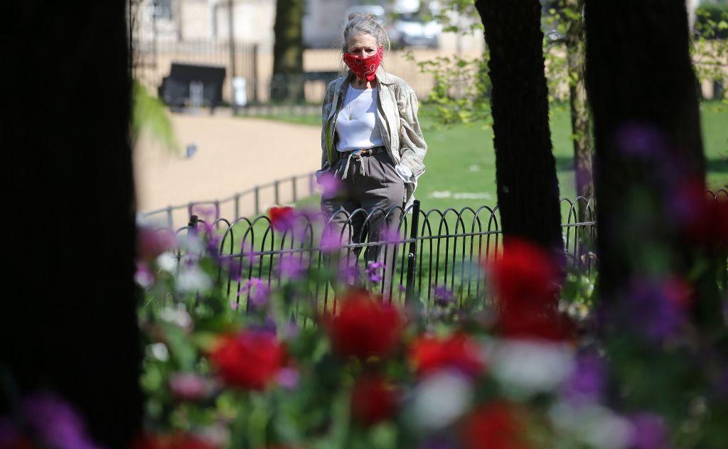 Spring in London.