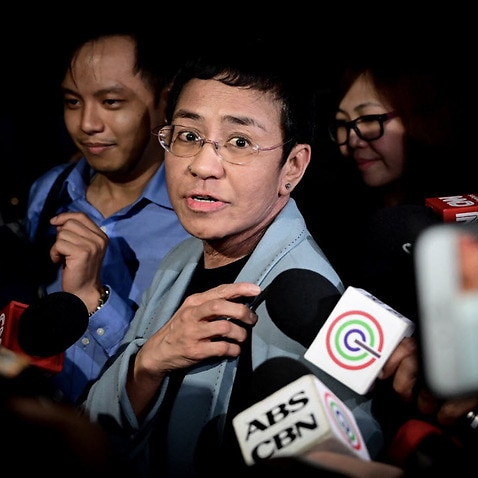 Journalist Maria Ressa Arrested Again By Philippines