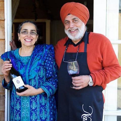 Nirmal and Param Ghumman
