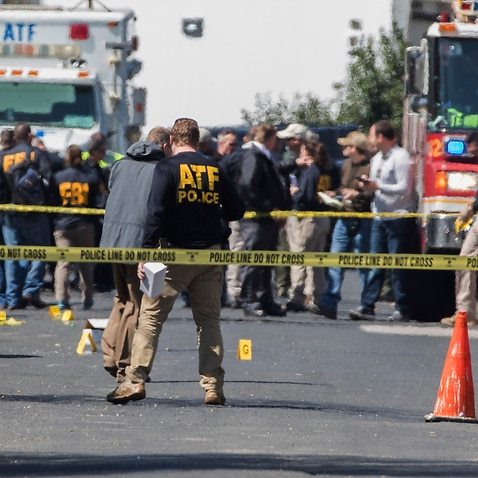 Austin, Texas reels from multiple bomb attacks.