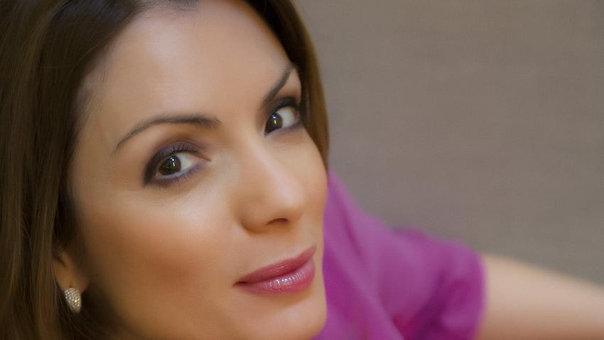 Alexandra Pascalidou (Photo: Pavlos Efthimiou)
