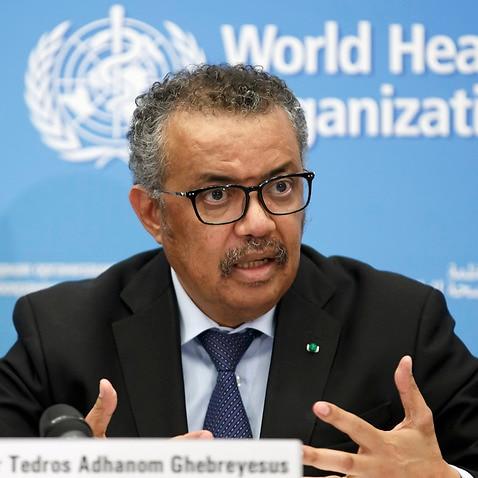世界保健機関の局長であるテドロスゲブレエサスは、コロナウイルスの危機の間に圧力を増しています。