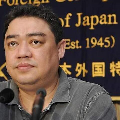 Wu'er Kaixi, a prominent student leader in China's 1989  pro-democracy protests