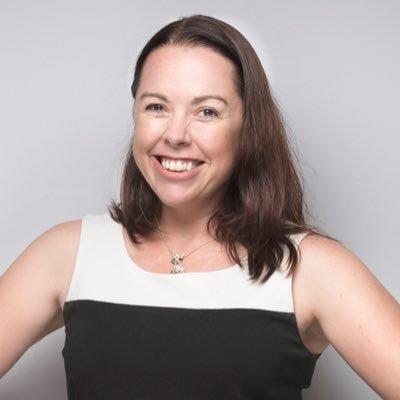 Foodbank CEO Brianna Casey.