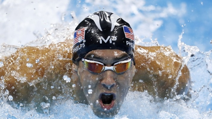 Super swimmer! Kid actually named Clark Kent breaks longstanding Michael Phelps record