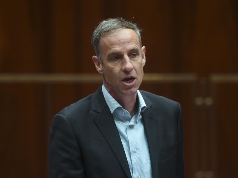 Greens senator Nick McKimm