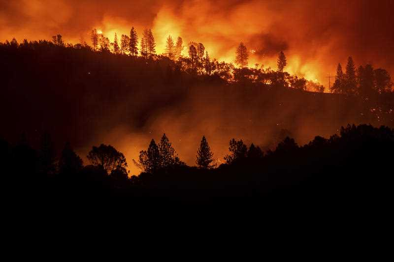Wildfires deadliest on record in California with 31 killed