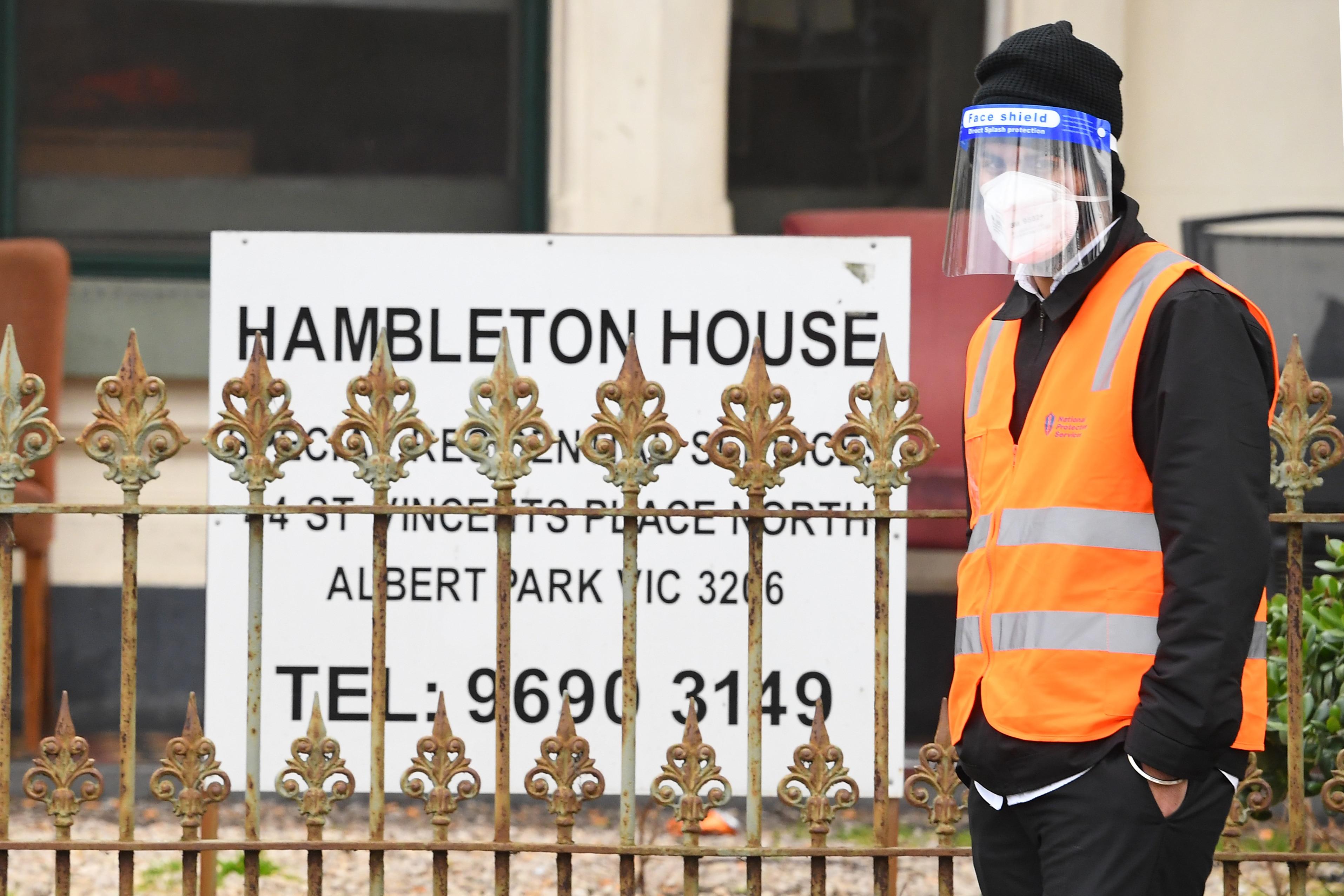 Victoria has 13 virus deaths,240 new cases