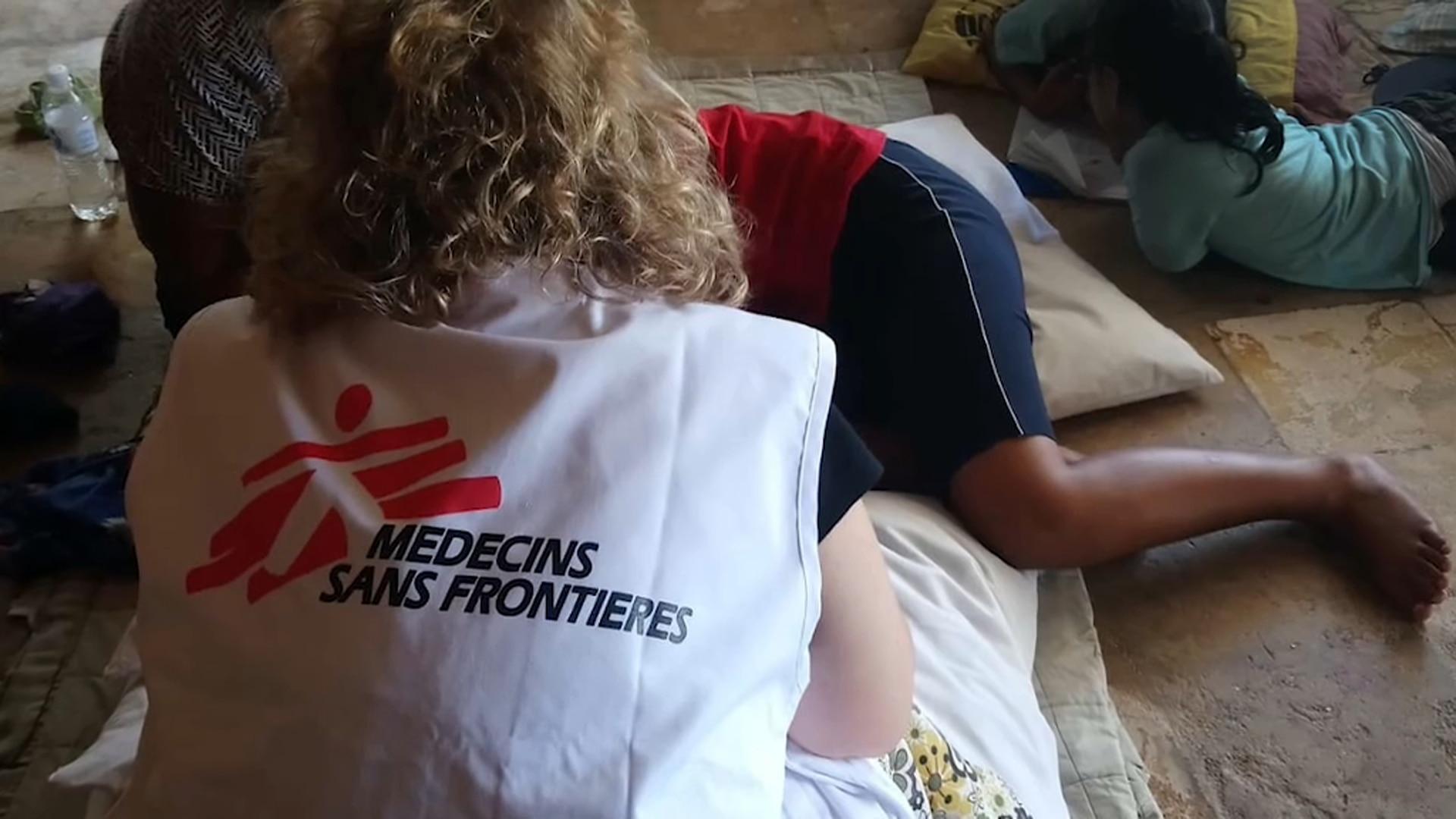 Medecins Sans Frontiers (MSF) have been ordered out of Nauru.