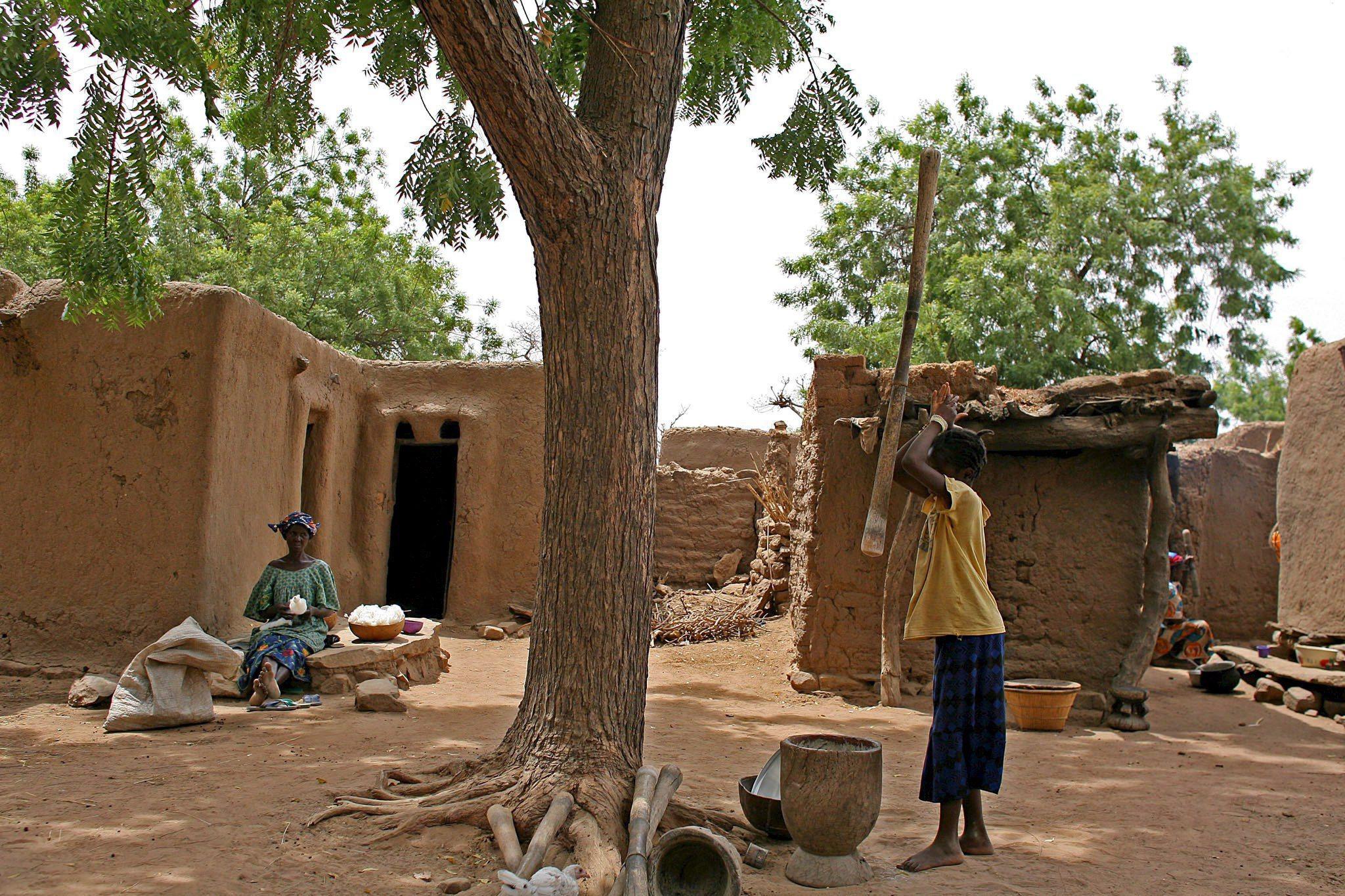 Mali, Africa - Tourist Destinations