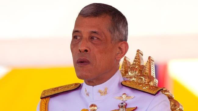 King Rama X