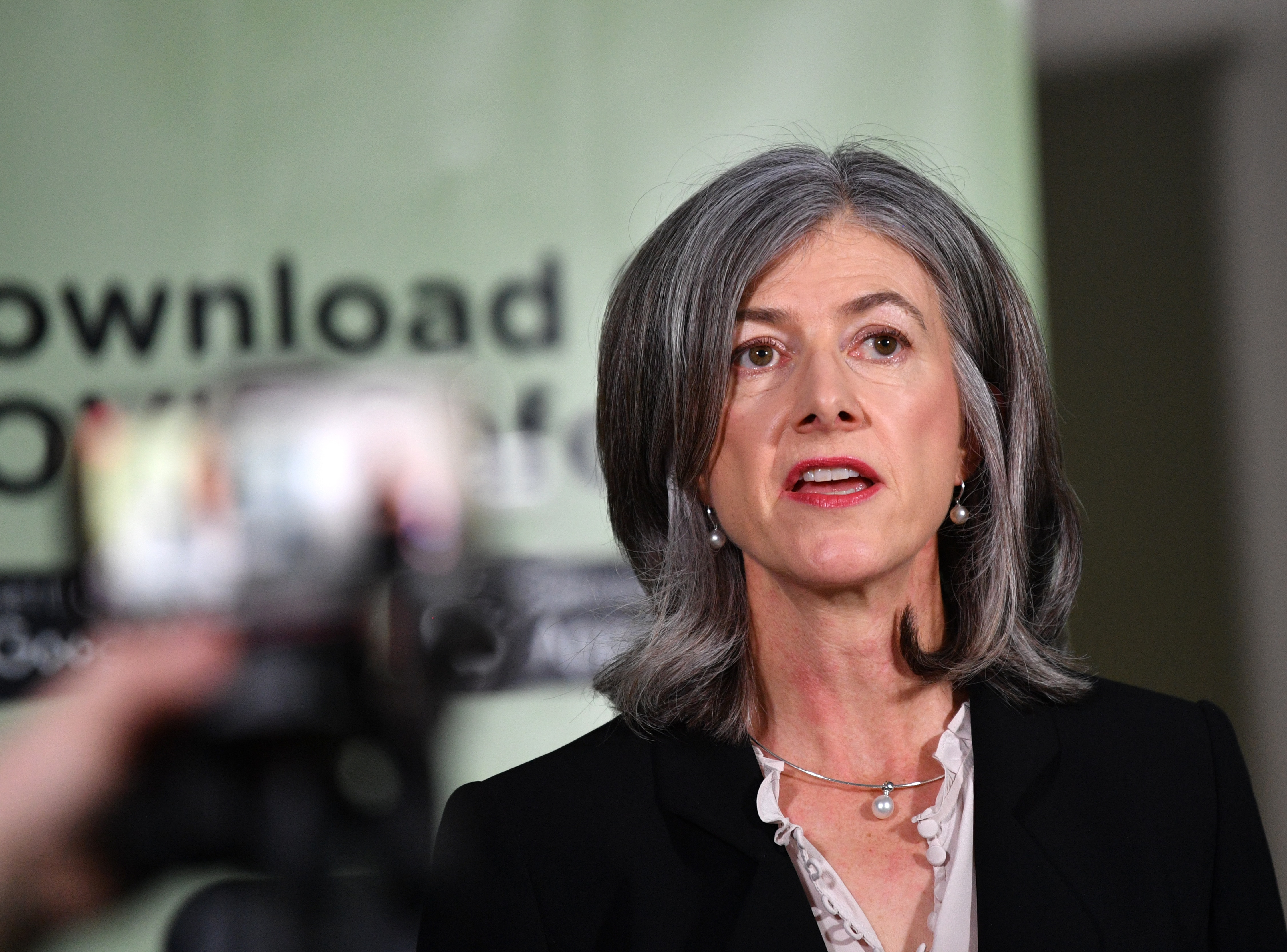 A file photo of South Australian Chief Public Health Officer Dr Nicola Spurrier.