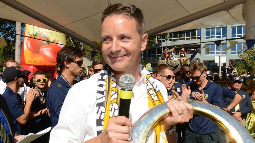 Over and out – Mariners boss Charlesworth hands back A-League licence – The World Game