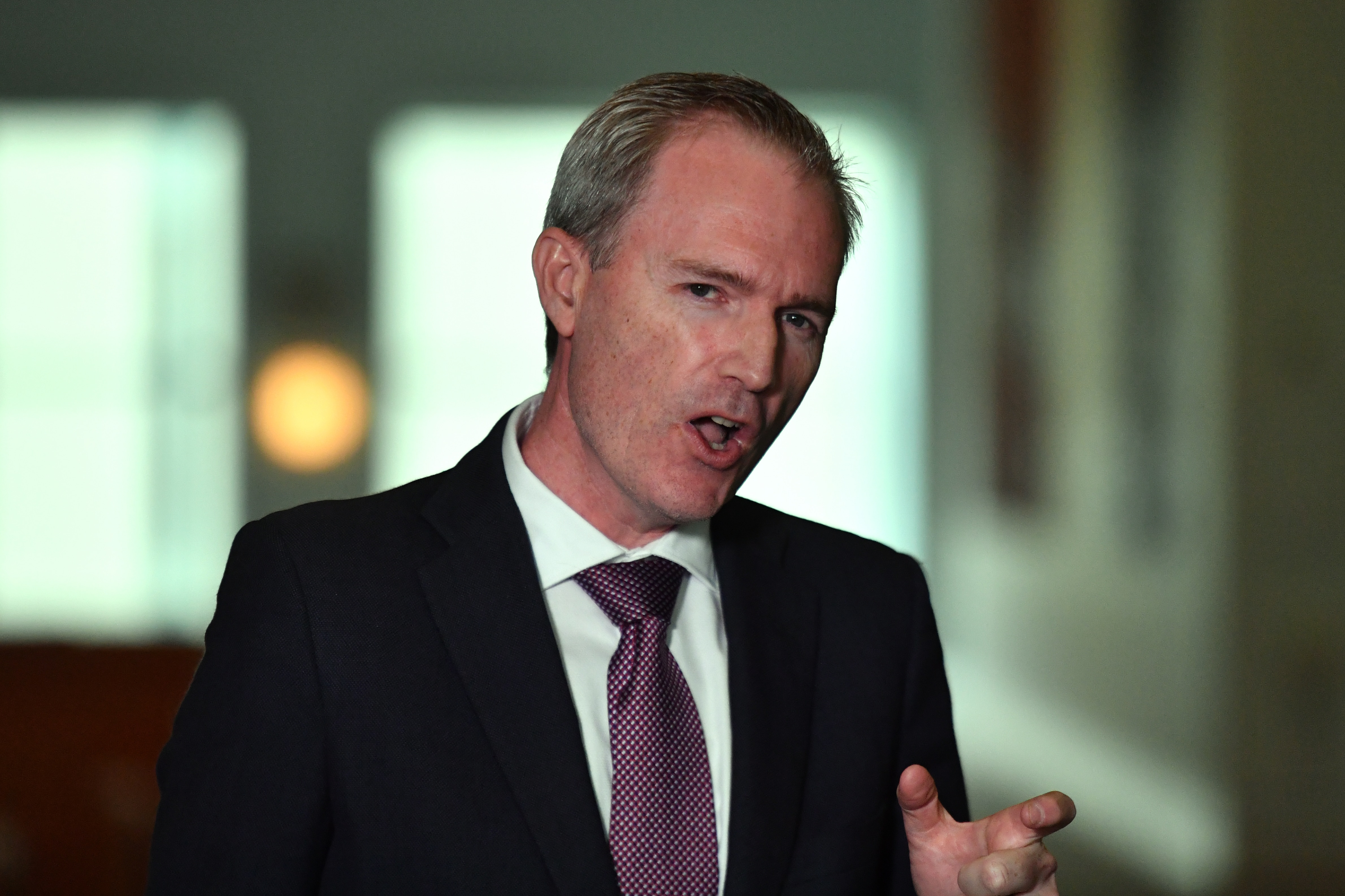 Minister for Immigration David Coleman.