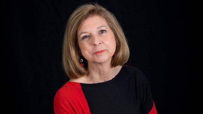 Men's rights activist Bettina Arndt.