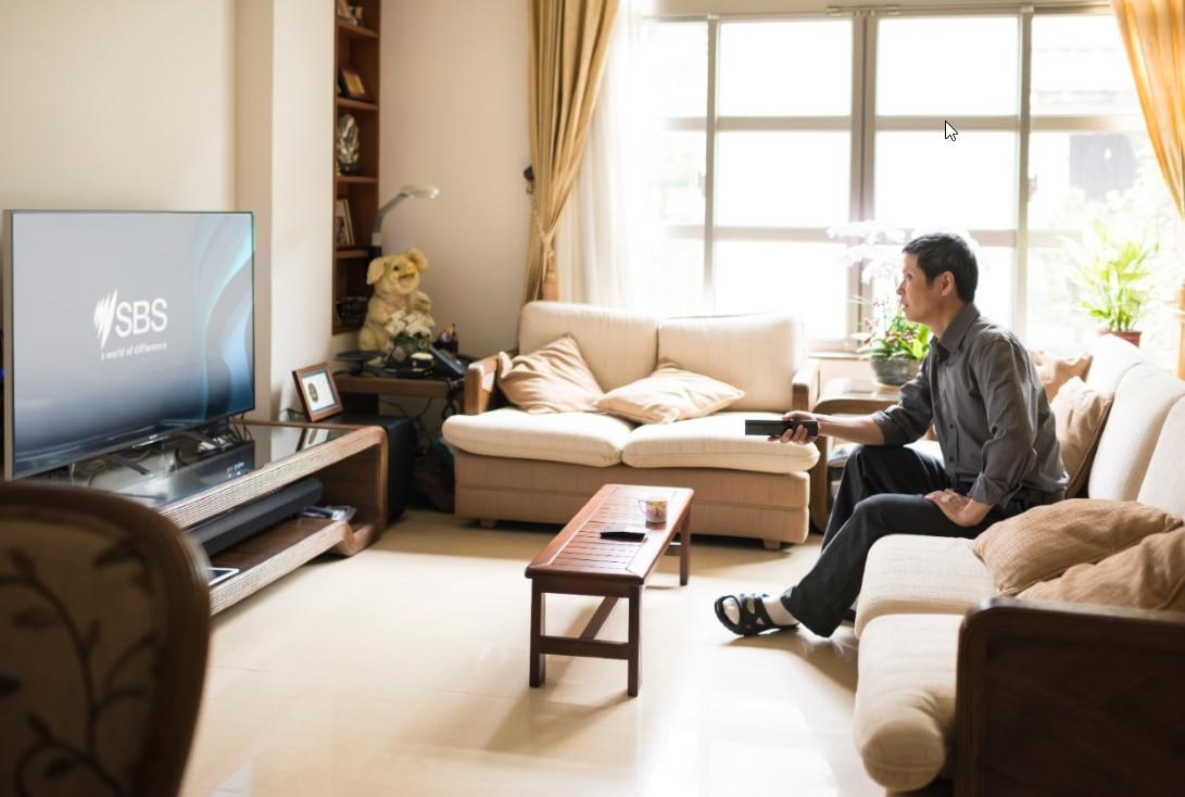 Australians can enjoy television that is audio enhanced.