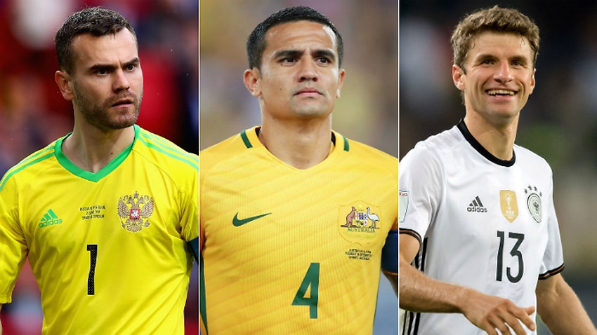34d94c088 The Socceroos  dream and nightmare scenarios at World Cup draw