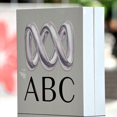 An ABC logo