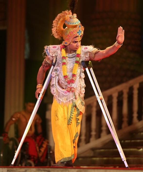 Bhagavad Gita on Wheels