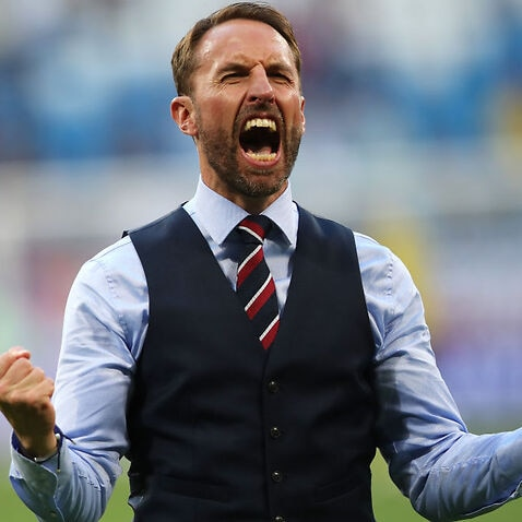 Gareth Southgate: 'I couldn't listen to Three Lions for 20 years'