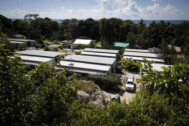 11 children moved off Nauru for treatment