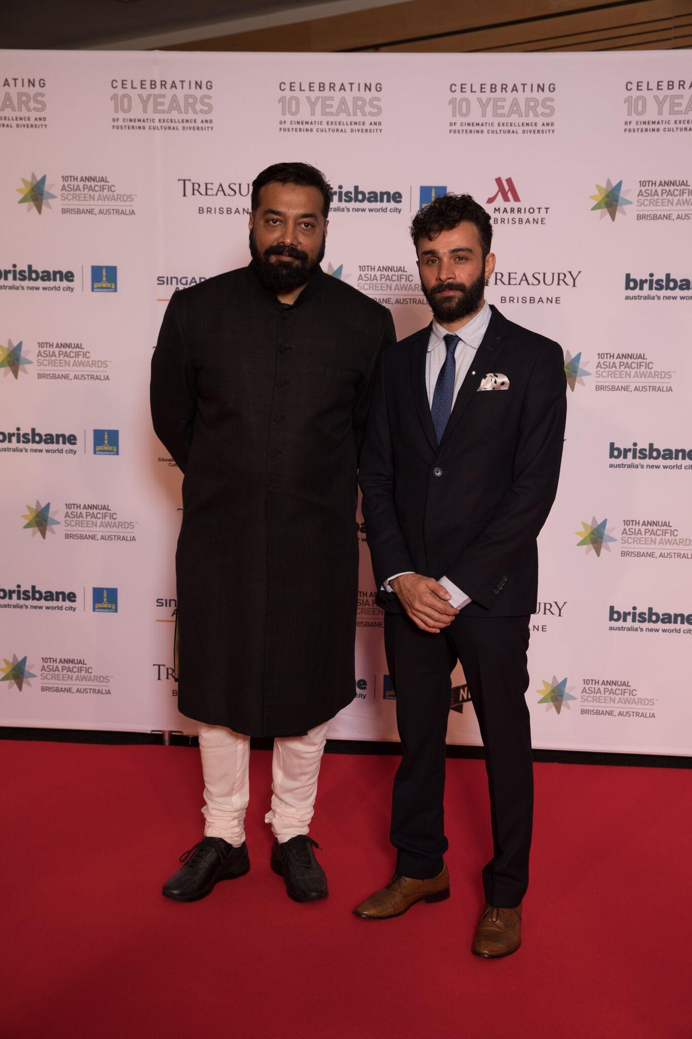 Anurag Kashyap and Jay Oza