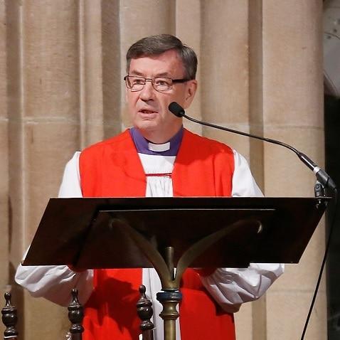 Sydney Anglican Archbishop Glenn Davies