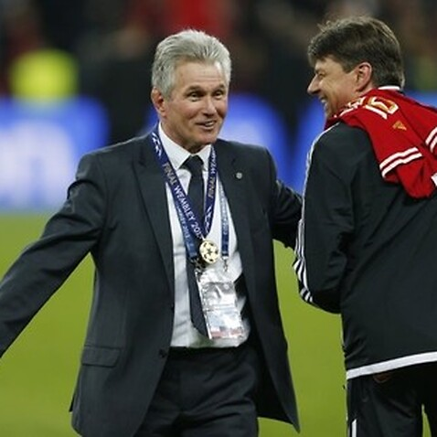 Soccer-Retired Heynckes says close to taking over at crisis-hit Bayern
