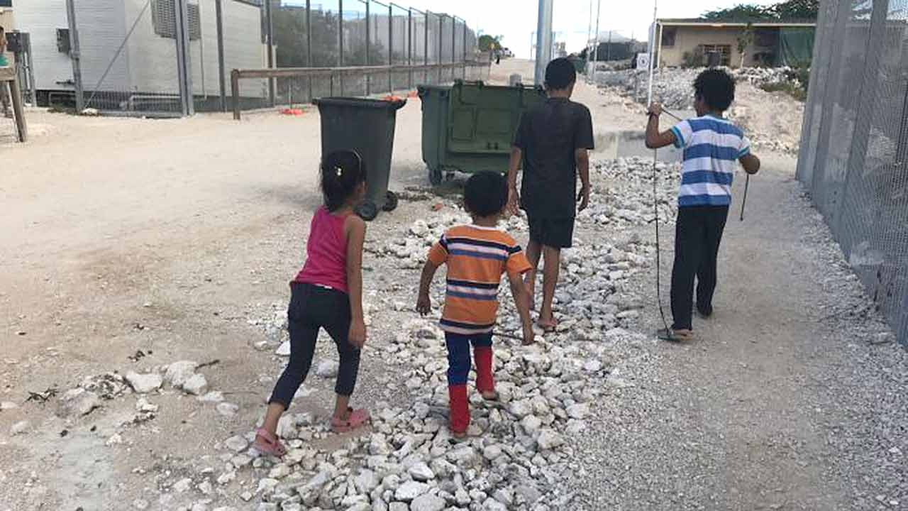 There are now less than 30 children remaining on Nauru after another 8 were evacuated off the island.