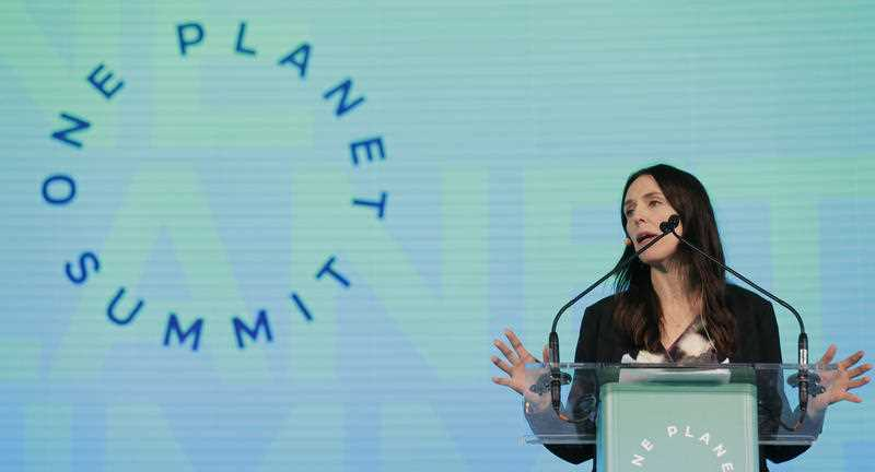 New Zealand's Prime Minster Jacinda Ardern says time is running out.