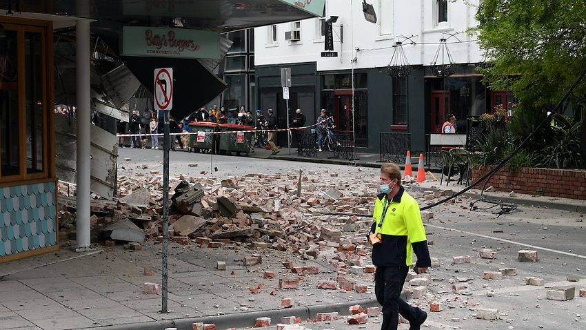 Image for read more article 'Victoria hit by magnitude 5.9 earthquake, but escapes with minor damage'
