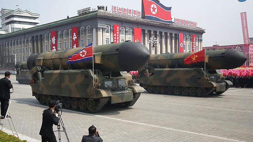 Image for read more article 'North Korea intent on building reliable nuclear arsenal: CIA'