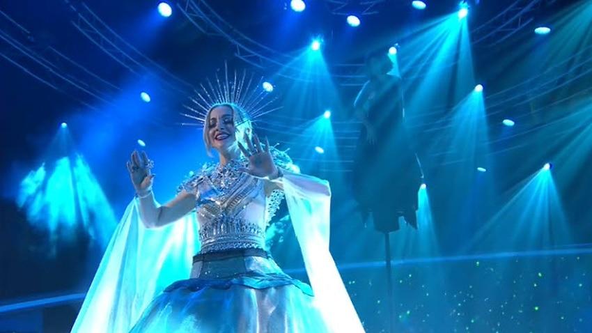 Image for read more article 'Kate Miller-Heidke ramps up Eurovision preps'